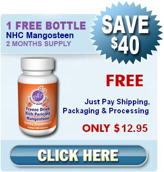 Buy Natural Home Cures Freeze Dried Rich Pericarp Mangosteen Capsules